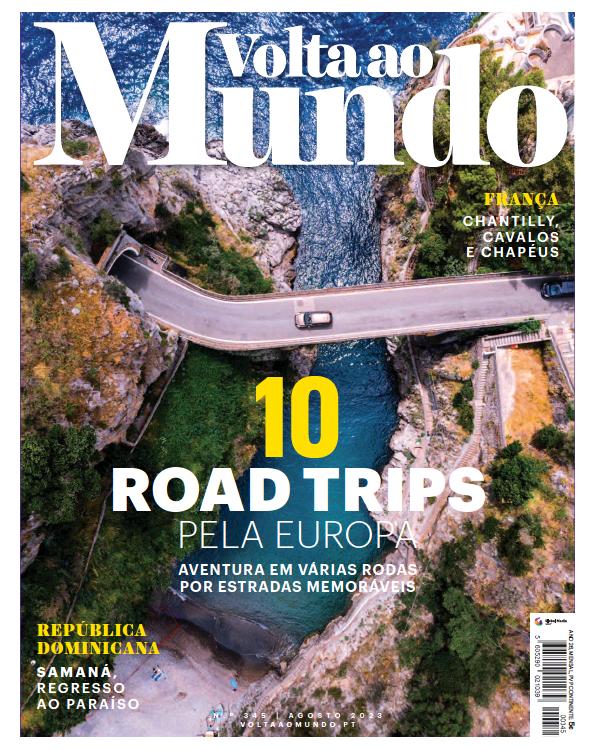 Read full digital edition of Volta ao Mundo newspaper from Portugal
