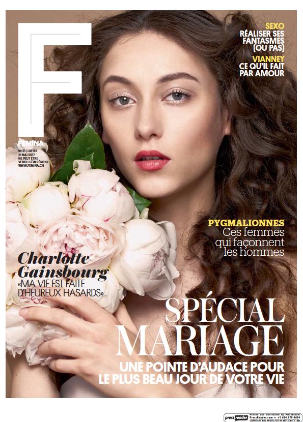 Read full digital edition of Femina newspaper from Switzerland