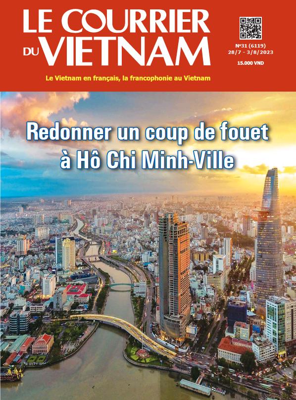 Read full digital edition of Le Courrier du Vietnam newspaper from Vietnam