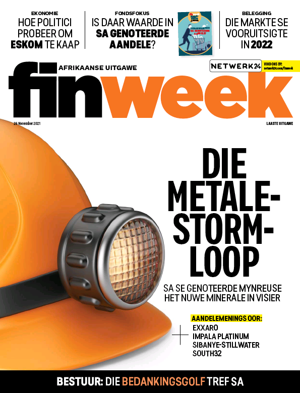 Read full digital edition of FIN Week Afrikaans edition newspaper from South Africa