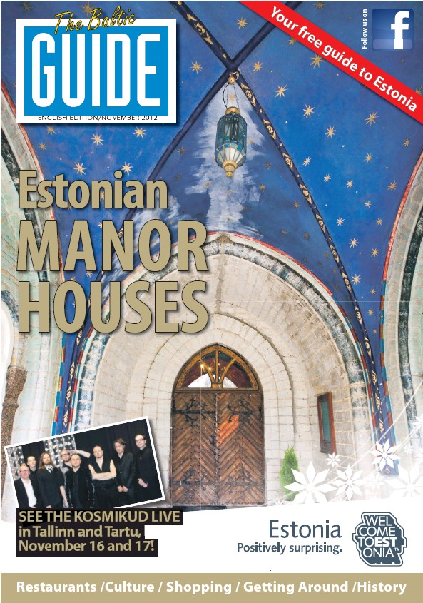 Read full digital edition of The Baltic Guide (English) newspaper from Sweden