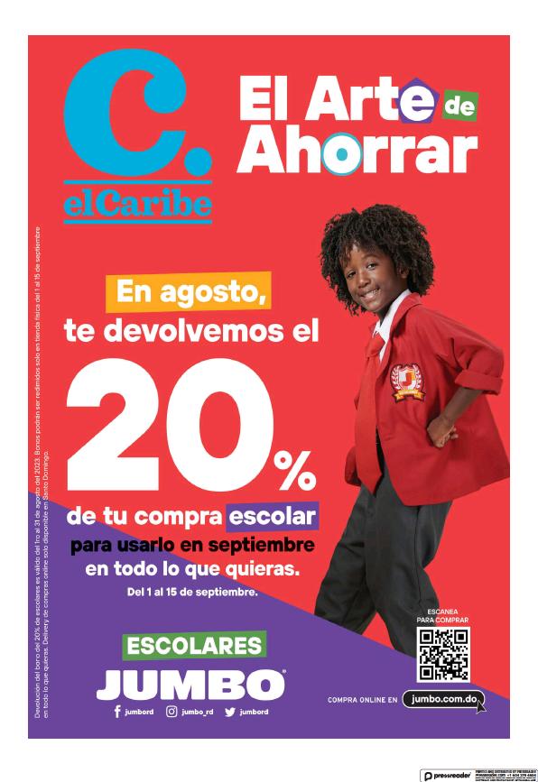 Read full digital edition of El Caribe newspaper from Dominican Republic