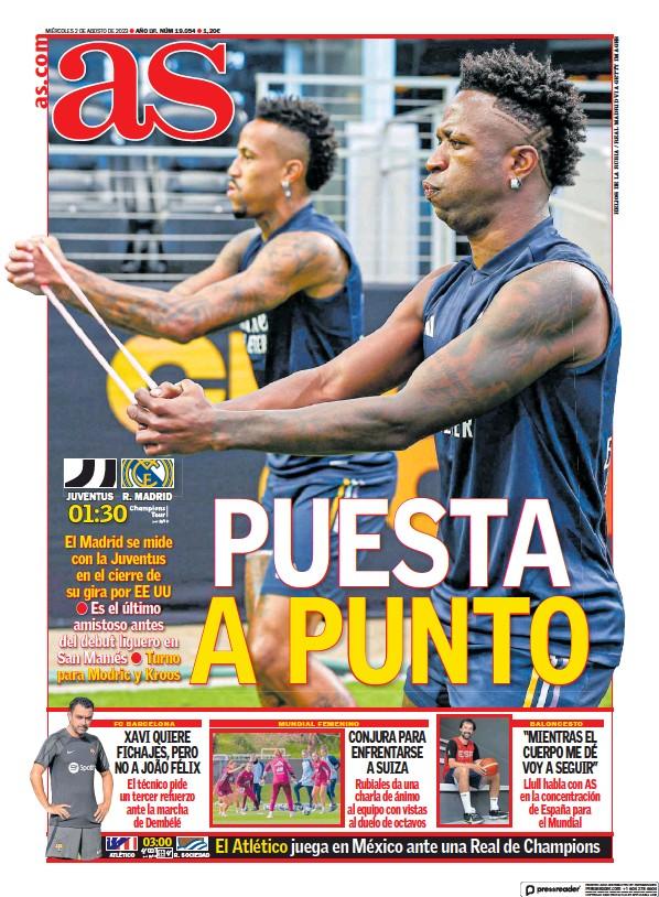 Read full digital edition of Diario AS (Catalunya) newspaper from Spain