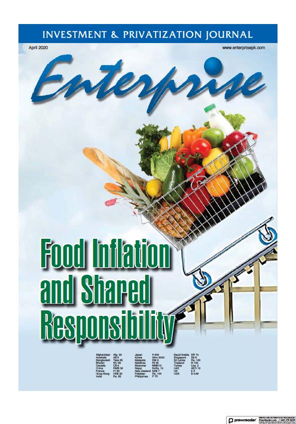 Read full digital edition of Enterprise newspaper from Pakistan