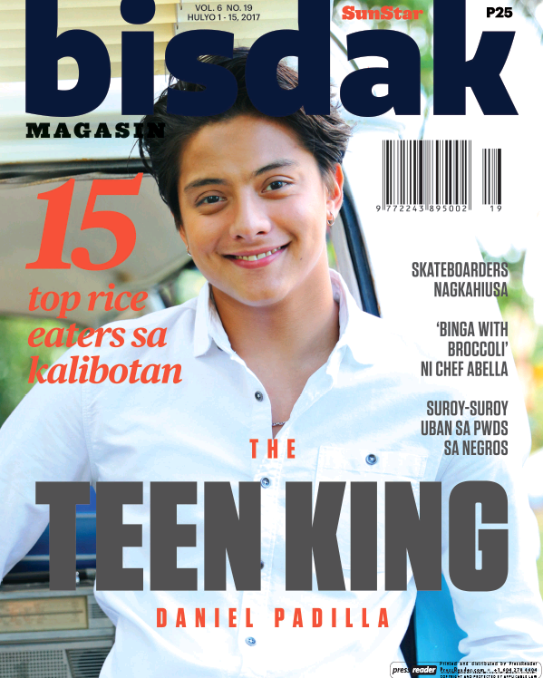Read full digital edition of Bisdak Magasin newspaper from Philippines