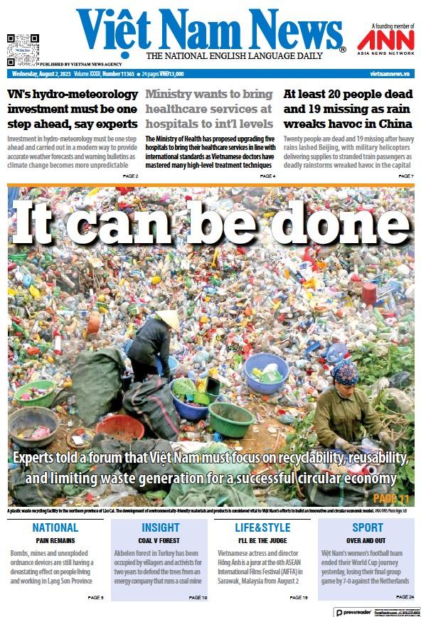 Read full digital edition of Viet Nam News newspaper from Vietnam