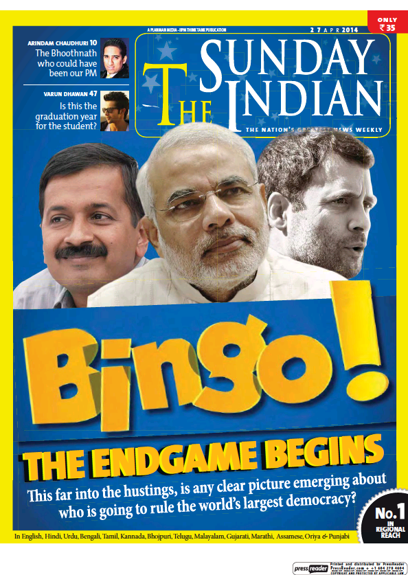 Read full digital edition of The Sunday Indian newspaper from India