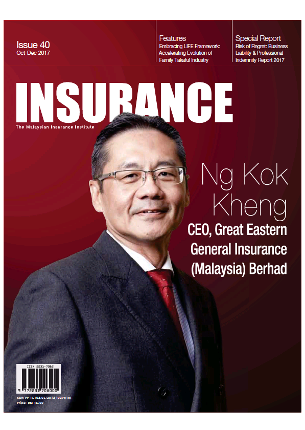 Read full digital edition of Insurance newspaper from Malaysia